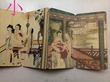 ancient painting shunga artistic erotic viusal painting book NR