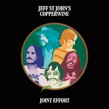 Jeff St John's Copperwine Official OZ Reissue LP Joint effort 2016 Psyche Soul