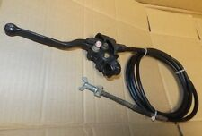 1991 Honda trx200 Left Hand Brake Reverse Lever Parking Controls and Cable 200