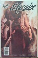"""El Cazador"" series & ""Blackjack Tom"" 1-shot, CrossGen's female pirate, unread"