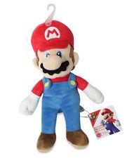 """Authentic  9.5"""" Mario Stuffed Plush Sanei AC01 Super Mario All Star Series"""