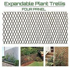 Artificial Leaf Faux Ivy Expandable/Stretchable Privacy Fence Screen Single S...