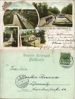 Ansichtskarte Litho AK Zwickau Kaserne - Schießstände des 9. Inf. Rgt. 1898