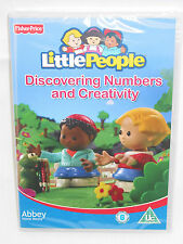 LITTLE PEOPLE DISCOVERING MUSIC AND ANIMALS DVD £2.99