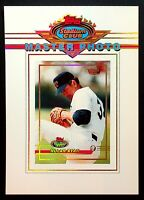 1993 TOPPS STADIUM CLUB MEMBERS ONLY MASTER PHOTO NOLAN RYAN HOF MINT!