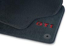 Brand New Genuine Volkswagen Golf V/Golf VI GTI Carpet Mat Set - ZGB1K2061225GA