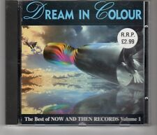 (HH861) Dream In Colour, The Best of Now & Then Records Vol 1 - 1994 CD