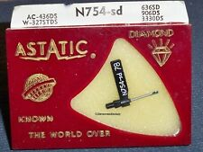 Phonograph Needle Astatic N754 for Varco Vaco Lps Varco 862-Ds73 Tn2H Varco Tn20