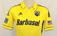 NWT ADIDAS COLUMBUS CREW SOCCER AUTHENTIC TEAM S/S JERSEY SIZE S $110