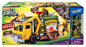 Teenage Mutant Ninja Turtles OUT OF THE SHADOWS TURTLE TACTICAL TRUCK  EXCLUSIVE