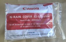 Canon Rain Cover N-rain E2-S (S) size for EF70-200 EF100-400 EF 28-300 japan