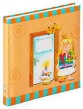 WALTHER Fotoalbum Princess Geburtstag Foto Album Buchalbum Kinderalbum 50 Seiten