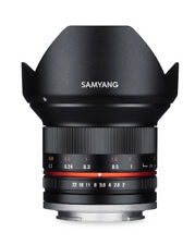 Samyang 12mm f/2.0 CS NCS Lens