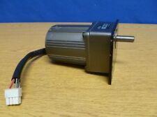 Panasonic Induction Motor M71A15GD4W Reduction Gear 1/18 M7GA18M 220V 70mm J55
