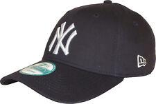 Era Mens MLB Basic NY Yankees 9forty Adjustable Baseball Cap Blue Navy One