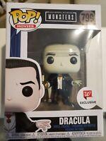 Funko Pop! Universal Monsters - Dracula #799 Walgreens Exclusive + Protector