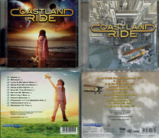 2 CDs, Coastland Ride - Distance (2017) + On Top Of The World (2011) Street Talk