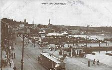 Rothesay. West Bay-Orig.Old P/C-(Pub:T.M.Clay,Rothesay)- VGC/Near Mint  !