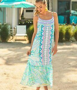 Lilly Pulitzer $198 Winnie Midi Dress, Engineered