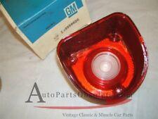 1968 Chevrolet Biscayne station wagon back up lamp lens nos 5959826