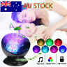 LED Light Projector Calming Autism Sensory Relax Ocean Night Music Projection