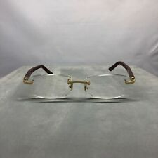 "Cartier C Decor "" Plastics"" eye frame"