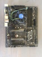 MSI Z170 Performance Gaming Intel DDR4 Motherboard