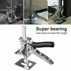 Labor Saving Lifter Cabinet Jack Support Pole Viking Arm Precision Clamping Tool