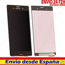 Pantalla Completa Schermo Display LCD para Sony Xperia Z3 D6603 Negro Negra
