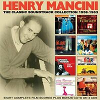 Henry Mancini - The Classic Soundtrack Collection 19581963(4Cd)