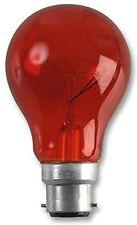 3 x 60w BC B22 Culot à baionnette Ampoule Fireglow GLS (ERFIR60BC S855)