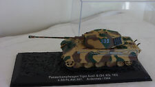 PANZERKAMPFWAGEN TIGER AUSF B (SD KFZ 182) PANZER ABT 501 ARDENNE 1944  AU 1/78