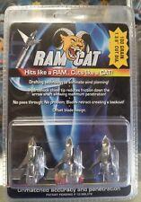 Ramcat 100 grain Broadheads