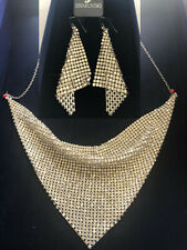 Swarovski Crystal Fit Necklace 977994 ($425) and Earrings ($150) Set 976061