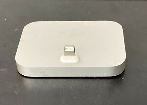 Apple iPhone Lightening Dock Space Grey - Fits All iPhones - Model A1717