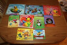 9 David Kirk Miss Spider Little Mouse Bunny Picture Books Lot