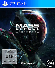 Sony PS4 Playstation 4 Spiel ***** Mass Effect: Andromeda ************NEU*NEW*18