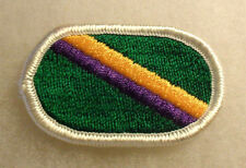70/80'S RESERVE SPECIAL FORCES OPERATIONS CMD A/B PARA OVAL EMB PLASTIC BACK ME