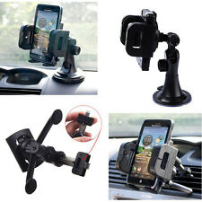 3 IN 1 UNIVERSAL CAR HOLDER AIR VENT SUCTION MOUNT HOLDER KIT FOR ALL PHONES