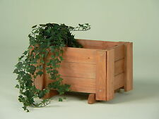 Holz - Pflanzkasten, Breite 54 cm, Blumenkübel, Blumenkasten, Pflanztrog