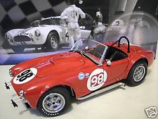 SHELBY AC COBRA 289 # 98 ROAD AMERICA 500 cabriolet rge 1/18 EXOTO 19132 voiture