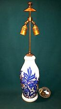 Antike große Rosenthal Lampe 72cm  ca. um 1925