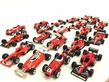 Ferrari 1/64  Kyosho x Dydo Promo F1 Vol.1 and Vol.2 Complete 20 Cars lot F/S
