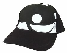 Deadmau5 Mouse Face Logo Black Baseball Hat Cap New Official OSFM
