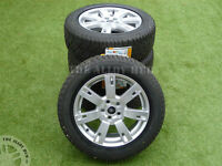 "GENUINE LAND ROVER DISCOVERY 4/3 A SPOKE HSE 19""INCH ALLOY WHEELS+PIRELLI TYRES"