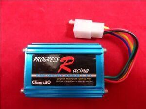 Progress R Race CDI Box For Pit Bike Engines. Fits Monkey, Quad & C90 Too
