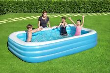 More details for bestway inflatable swimming paddling pools outdoor garden children family pools