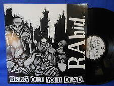 RABID bring out your dead FALL 12009 ORIG UK EXC++