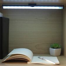 6W Kitchen Under Cabinet Closet Counter LED Motion-sensor Light Bar Night Lamp