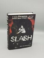 Slash Guns N´Roses Autobiographie hand signed by Slash with Anthony Bozza